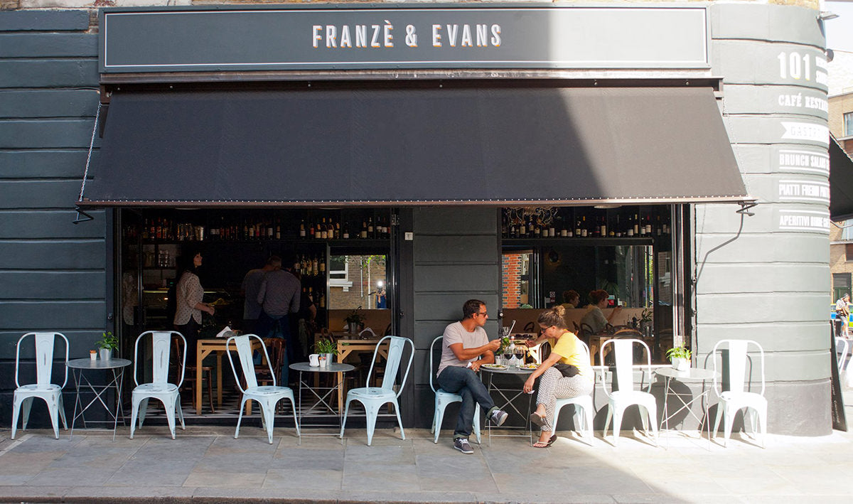Franze & Evans Shorditch exterior