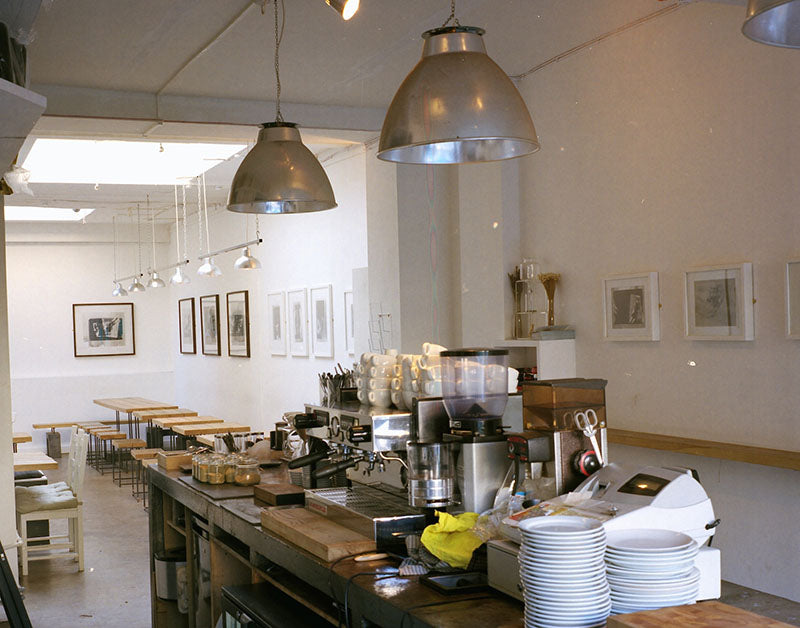 Store Street Espresso interior - 11 of london's best coffee shops
