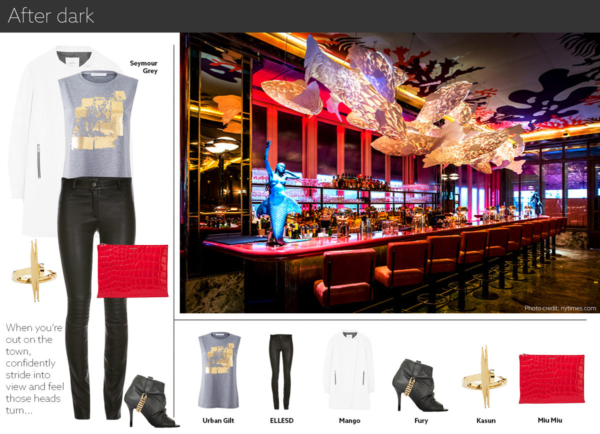 bar restaurant outfit - embrace life in our gold printed women's t-shirt