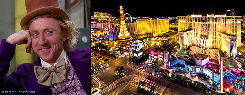 willy wonka las vegas - how to choose the perfect holiday using myers-briggs