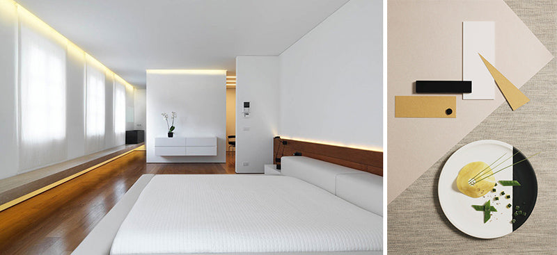 minimalist bedroom interior design - what is minimal style with an edge
