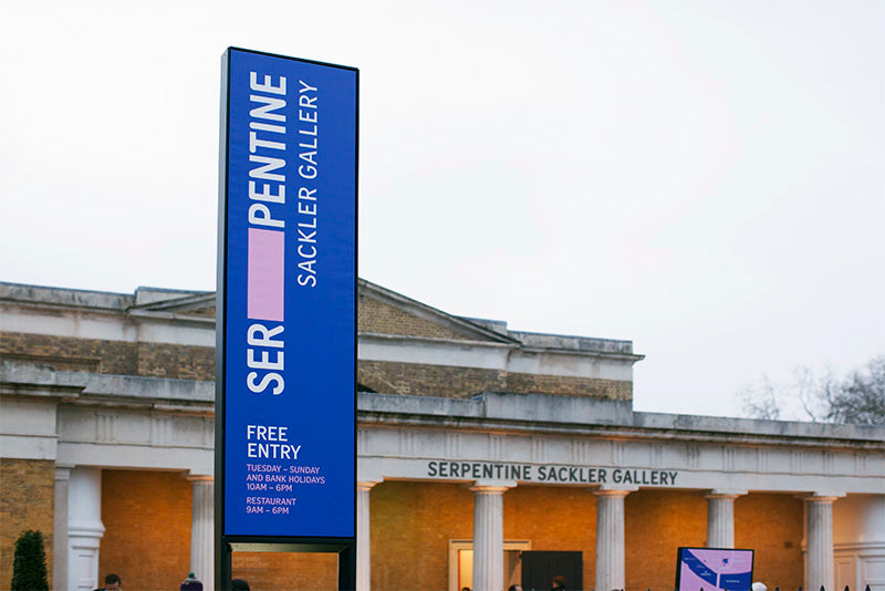 serpentine sackler gallery exterior