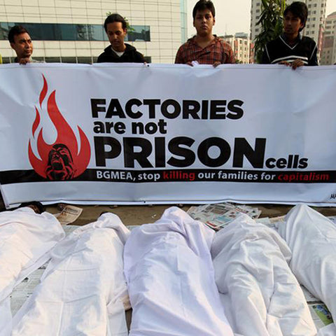 Urban Gilt The Gilty Report The True Cost Of Fashion Factories Are Not Prisons