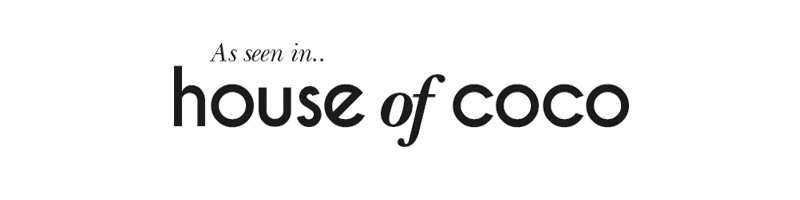 urban gilt press - house of coco logo
