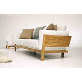 Woodman sofa - Lanza