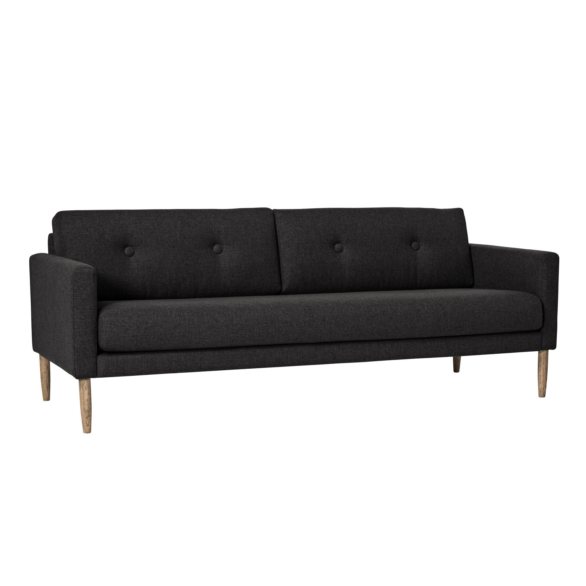 Bloomingville Calm sofa - mørk grå