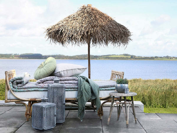 Rattan daybed m. hynde