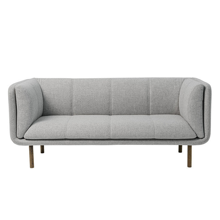 Bloomingville Stay sofa - lysegrå - uld