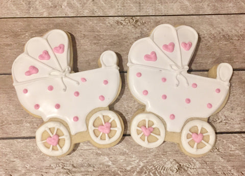 Fancy Baby Carriage #2