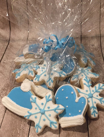 Winter Party Tray (Small)