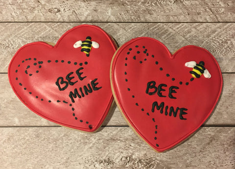Bee Mine Heart