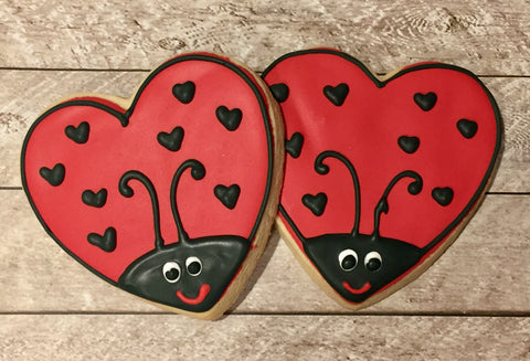 Love Bug Heart