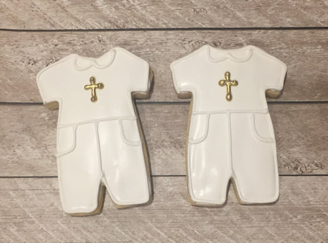 Boy Christening Outfit #2