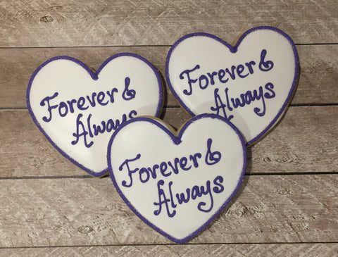 Always & Forever Heart