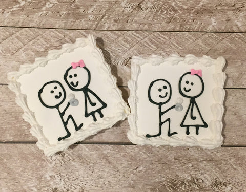 Stick People Engagement