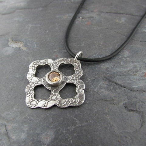 Coral Reef Pendant - As seen on The Vampire Diaries