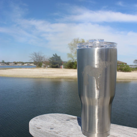 24oz. Stainless Steel Tumbler