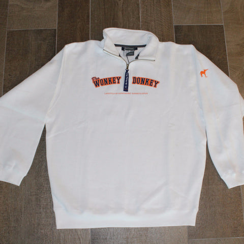 Full Logo Quarter Zip