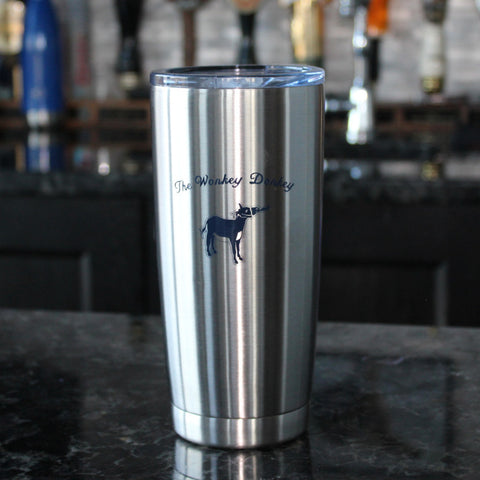 20oz. WD Stainless Steel Tumbler