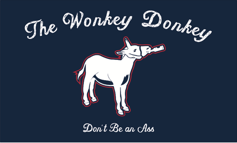 Official Wonkey Donkey Nation Flag