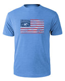 Stars & Stripes Short Sleeve T