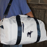 World Traveler Sailcloth Bag