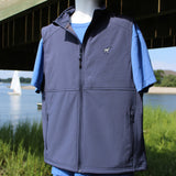 James Bonded Fleece Vest