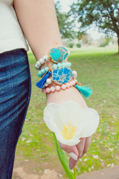 Fracesca bracelet by Shira Melody - Swoon Boutique