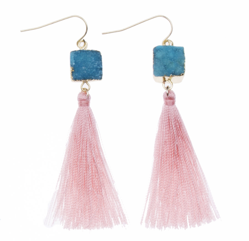 Melissa earrings by Shira Melody