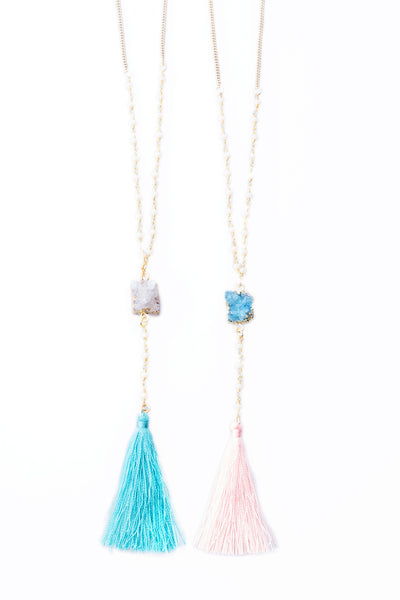 Melissa necklace by Shira Melody - Swoon Boutique