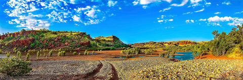 Fortescue River Landscape