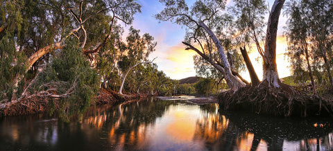 Fortescue River Sunrise