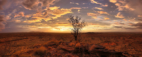 Intense Karratha Sunset