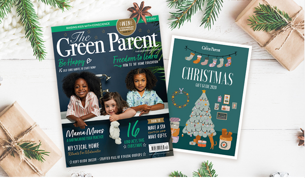 Christmas 2020 is all about Green