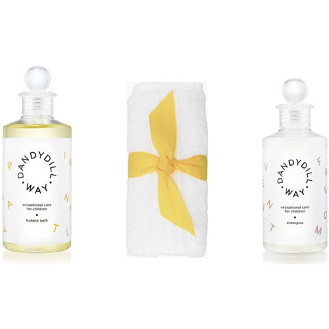 Exceptional Care Bath Time Set