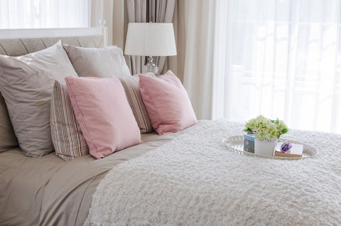 Camille Beckman Comfortable Bedding