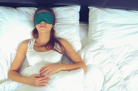 Camille Beckman Sleep Eye Mask