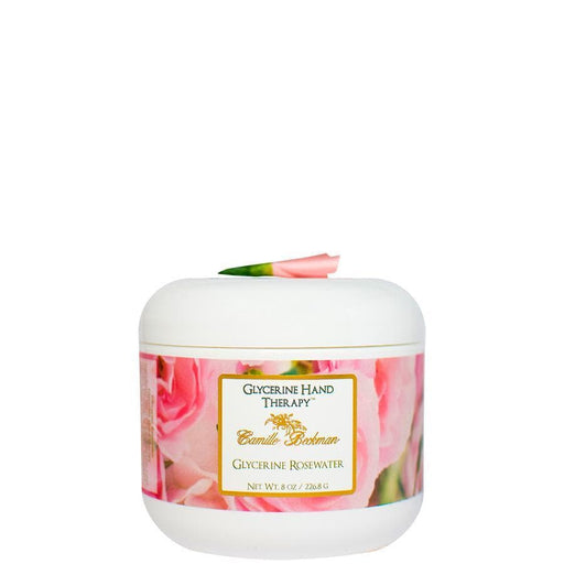 GLYCERINE HAND THERAPY™ 8oz Glycerine Rosewater - Camille Beckman