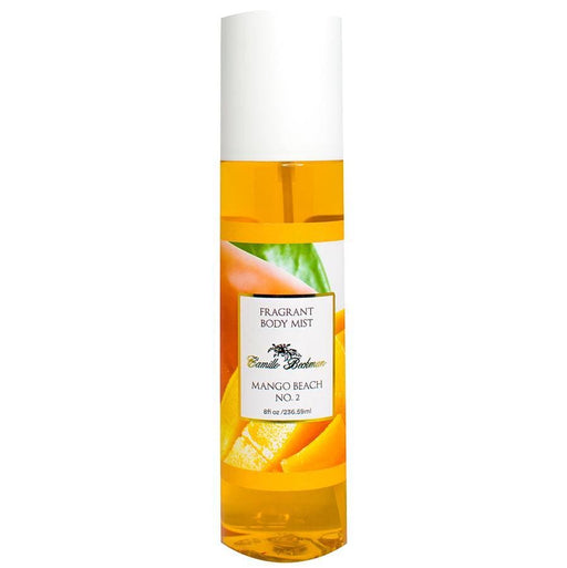 Fragrant Body Mist 8 oz Mango Beach No. 2 - Camille Beckman