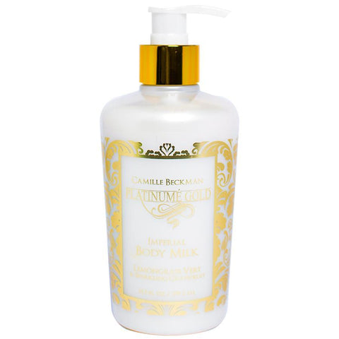 Imperial Body Milk Platinume Gold 13oz