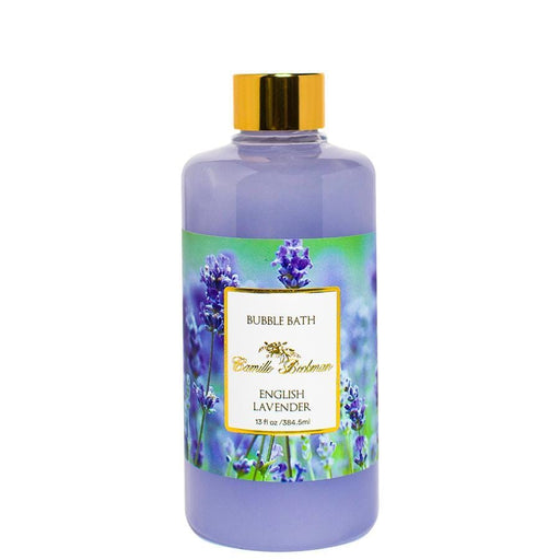 Bubble Bath 13oz English Lavender - Camille Beckman