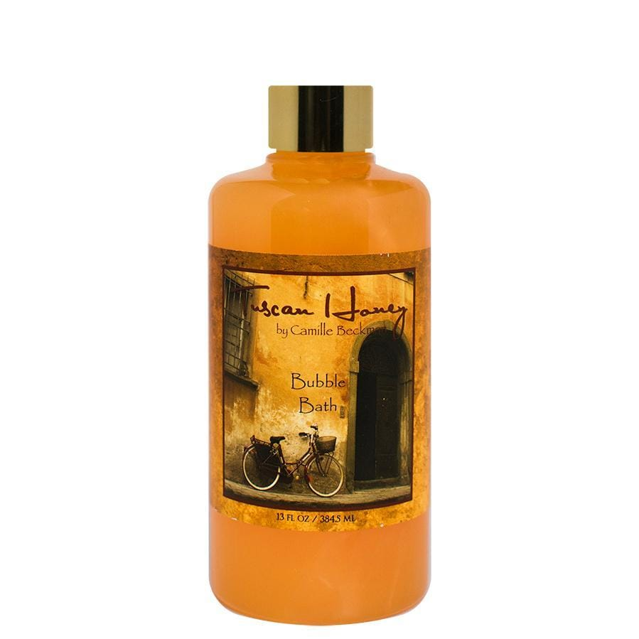 Bubble Bath 13oz Tuscan Honey - Camille Beckman
