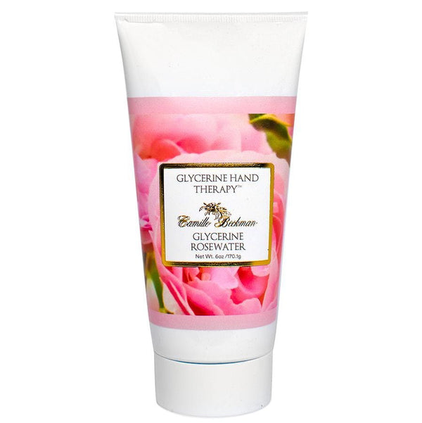 GLYCERINE HAND THERAPY™ 6oz Glycerine Rosewater - Camille Beckman
