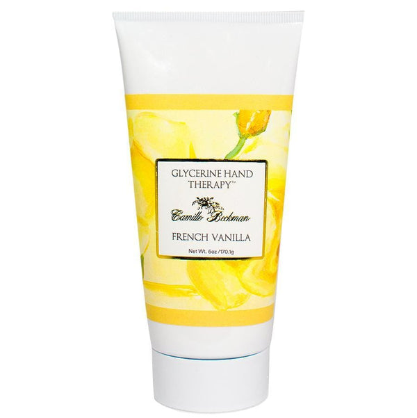 GLYCERINE HAND THERAPY™ 6oz French Vanilla - Camille Beckman