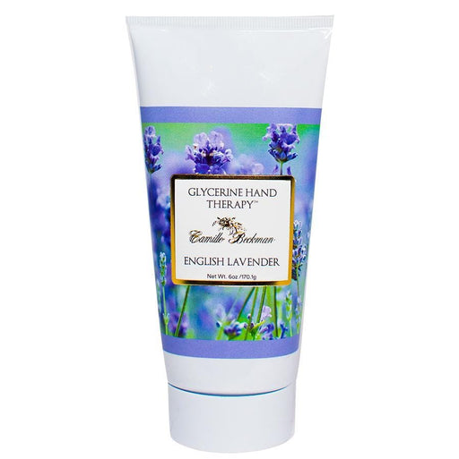 GLYCERINE HAND THERAPY™ 6oz English Lavender - Camille Beckman