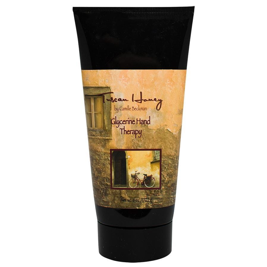 GLYCERINE HAND THERAPY™ 6oz Tuscan Honey - Camille Beckman