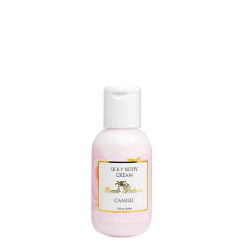 Silky Body Cream 2 oz Camille