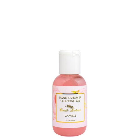 Hand and Shower Cleansing Gel 2oz Camille