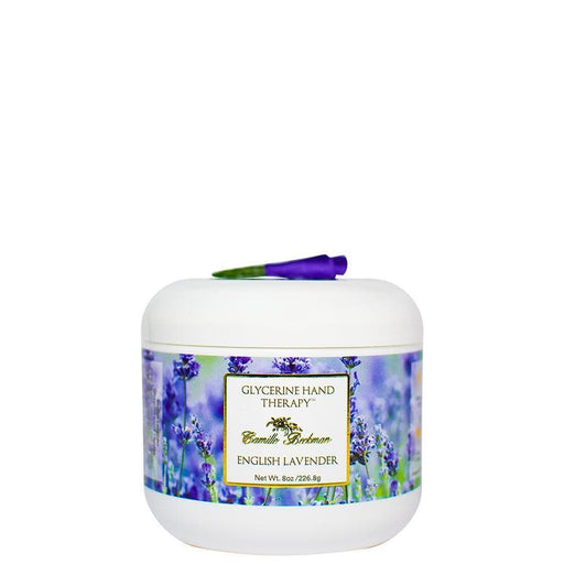 GLYCERINE HAND THERAPY™ 8oz English Lavender - Camille Beckman