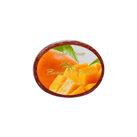 Glycerine Soap Mango Beach No.2   3.5 oz